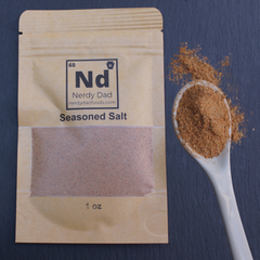 Seasoned (sea) Salt