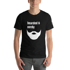Bearded and Nerdy T-Shirt