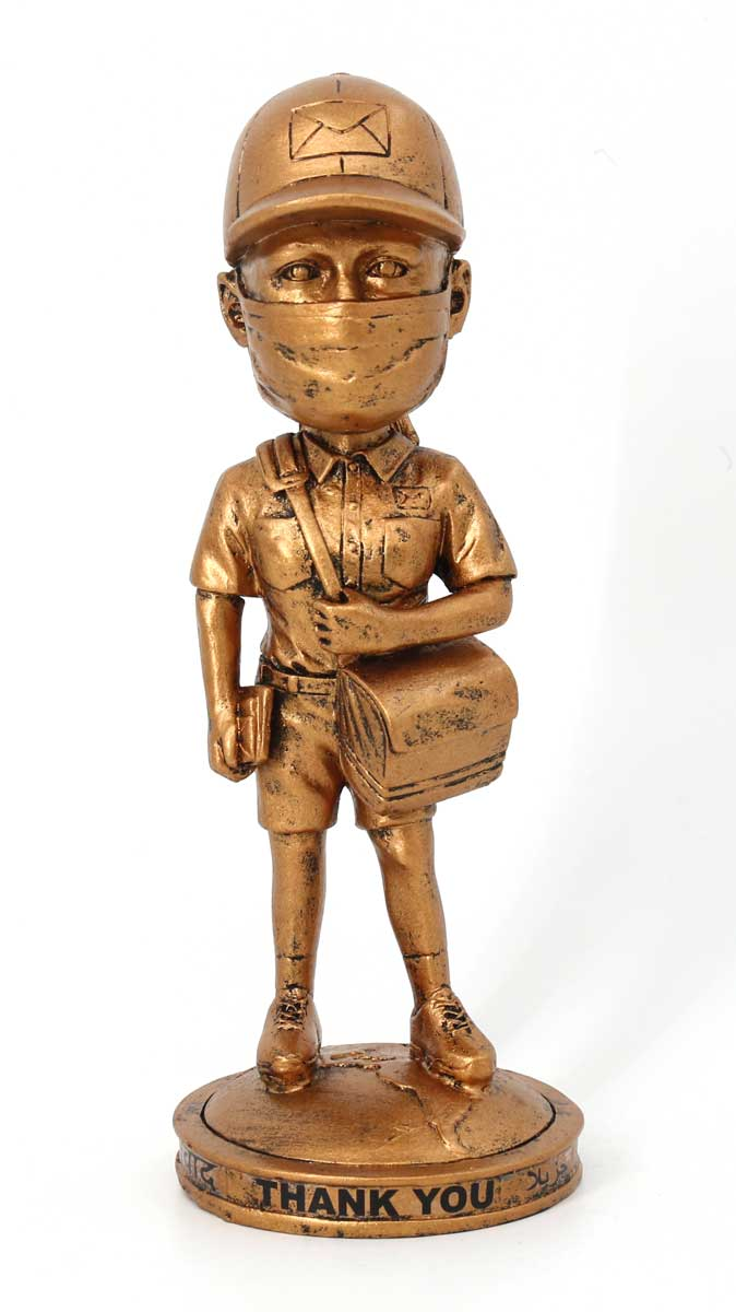 Essential Bobblehead - Postal Carrier - Female