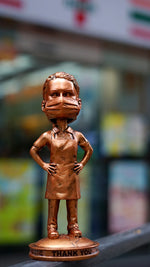 Load image into Gallery viewer, Essential Bobblehead - Service Industry - Female