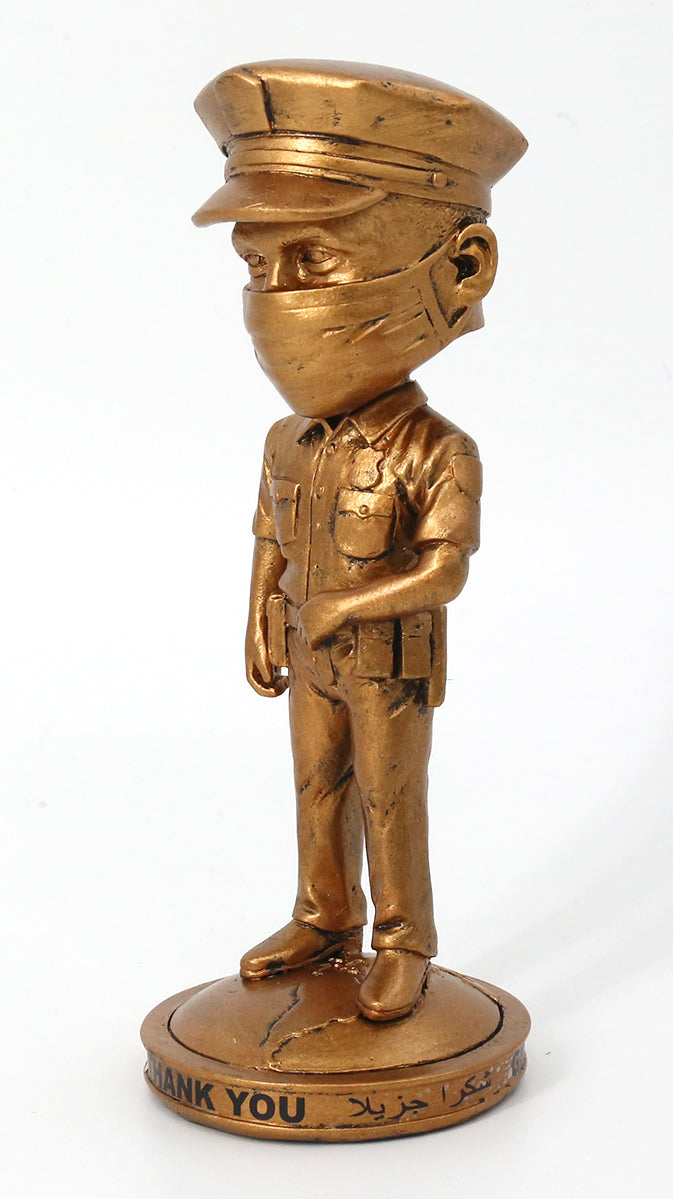 Essential Bobblehead - Police Officer - Male