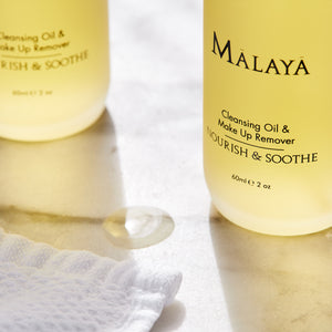 Cleansing Oil and Makeup Remover - Nourish & Soothe