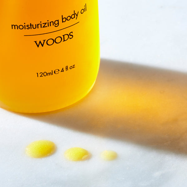 Body Oil - Woods