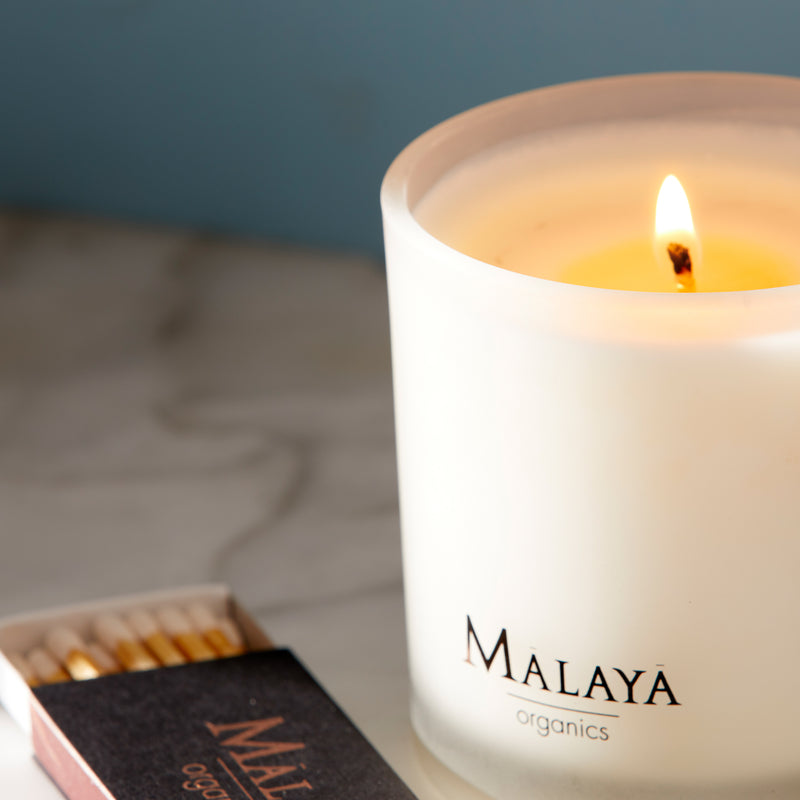 Aromatherapy Candle - Wild Blossom