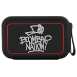 Boom Bap Nation Logo Bluetooth Speaker