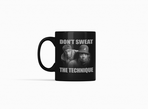 SWEAT THE TECHNIQUE MUG