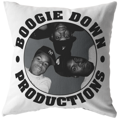 Boogie Down Production Pillow