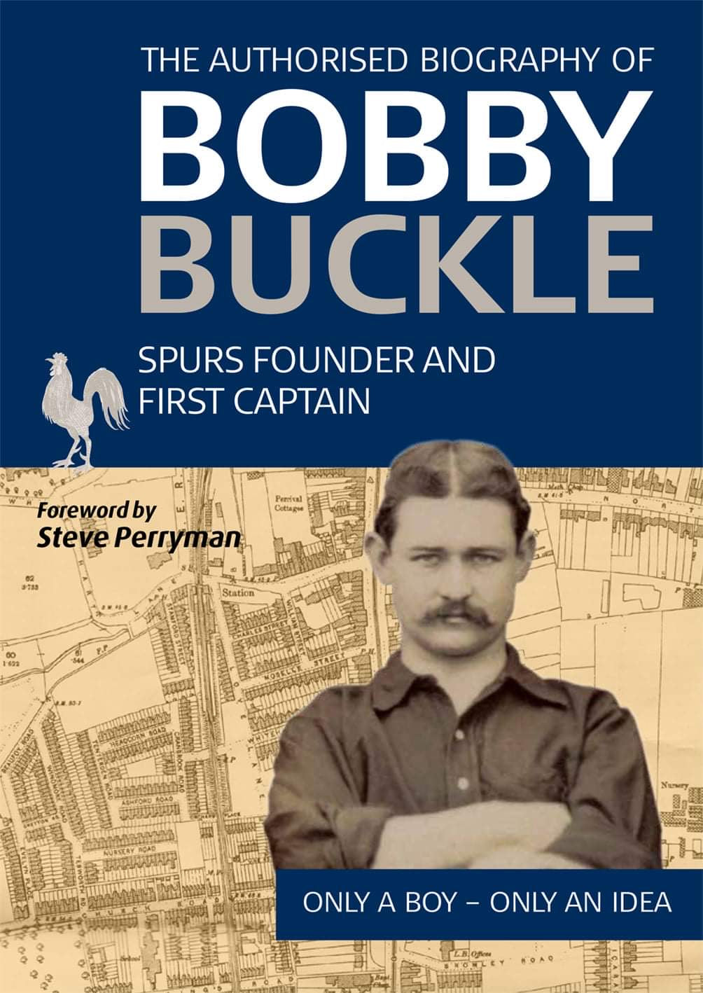 IJ Book Store Bobby Buckle Biography