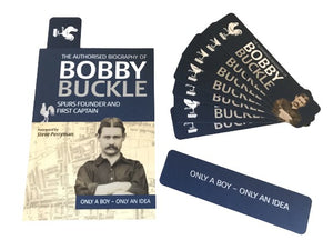 The Authorised Bobby Buckle Biography-'Only a Boy, Only an Idea' by Christopher South
