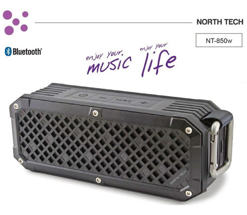 Parlante Portable North Tech Nt-850