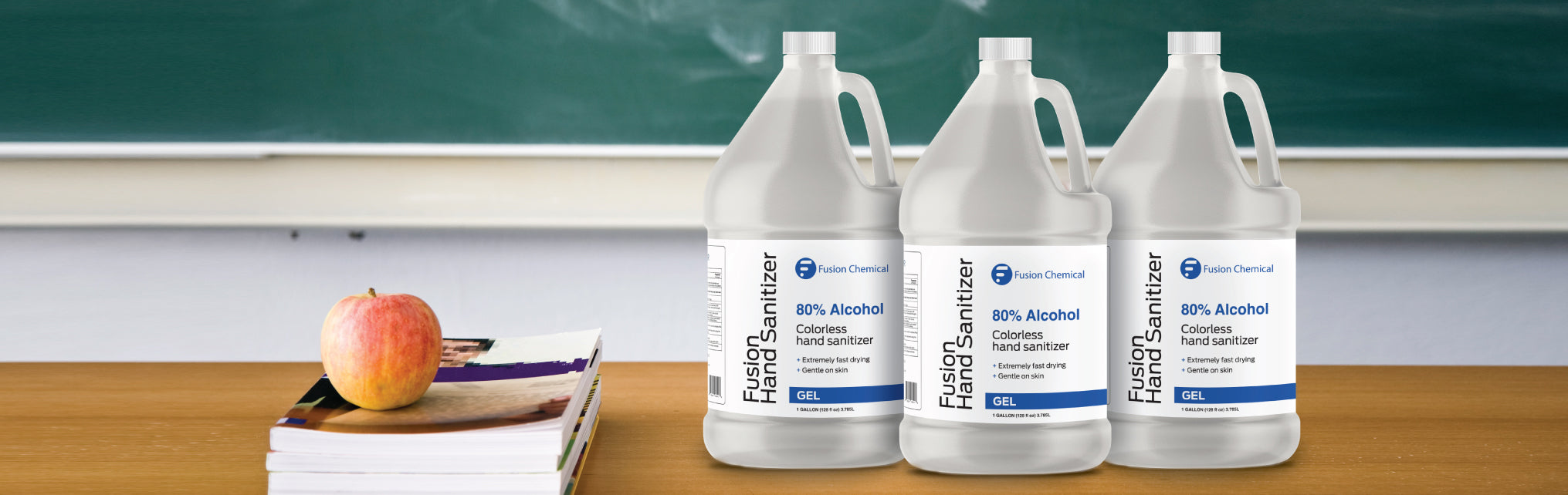 Hand Sanitizers for Schools