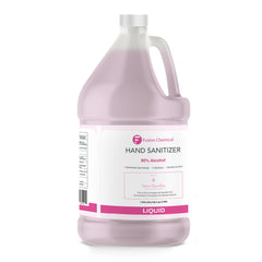 Fusion Special Edition PINK Liquid Hand Sanitizer—1 gallon