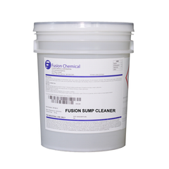 Fusion Sump Cleaner: Low-foam Machine, Tool Sump and System Cleaner