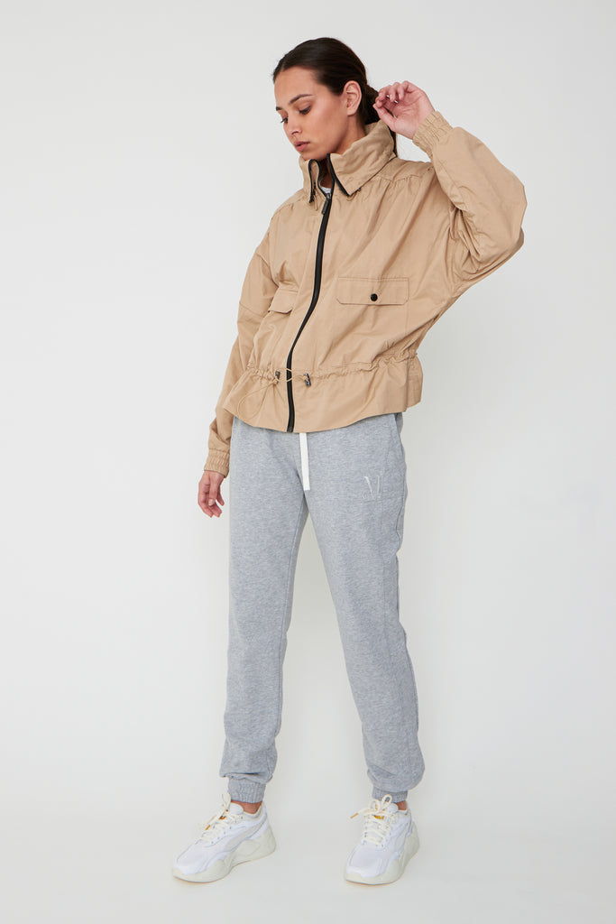 Sahara Utility Jacket - Clay