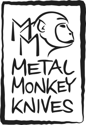 Metal Monkey Knives