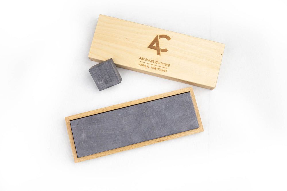 Sharpening Stone - Belgian Blue