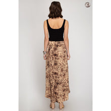 Load image into Gallery viewer, Wild for you wrap skirt