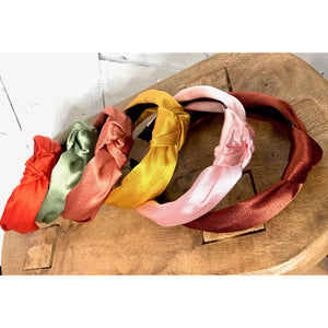 Satin Headbands