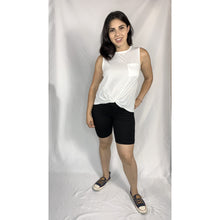 Load image into Gallery viewer, Front Knot Pocket Tank