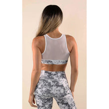 Load image into Gallery viewer, Marble Sports Bra