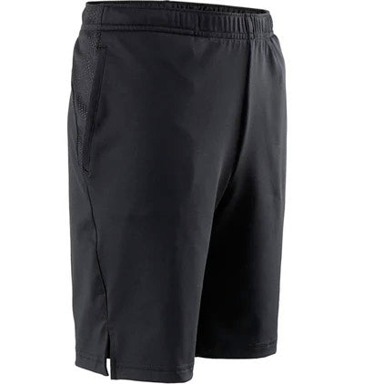 Boys' Gym Shorts Breathable Synthetic S500