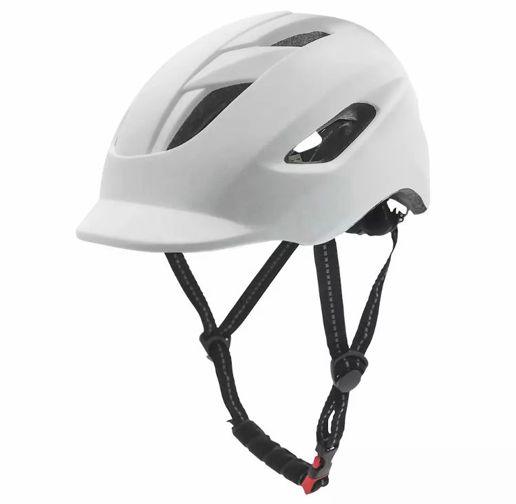 Urban Cycling Helmet with Rear LED Light