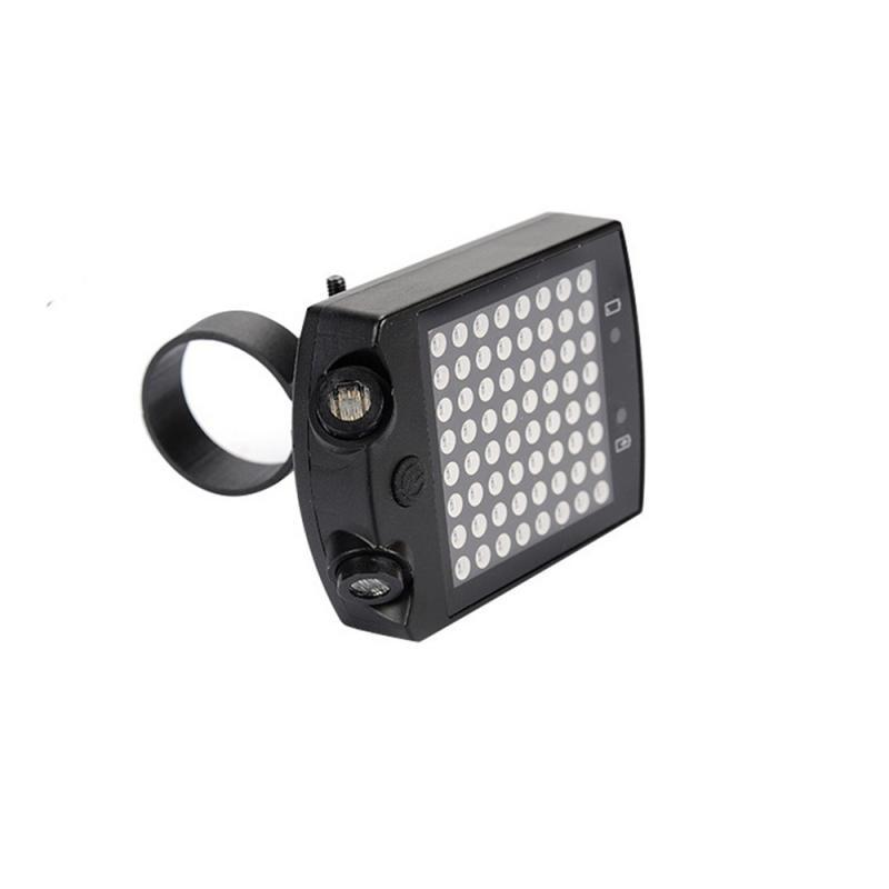 Auto-Signaling ( Turn / Stop ) Bicycle Tail Light