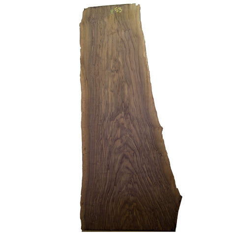Oregon Black Walnut Slab #53