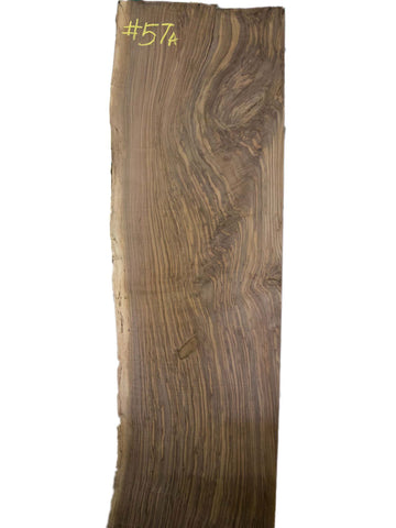 Oregon Black Walnut Slab #57 A & B