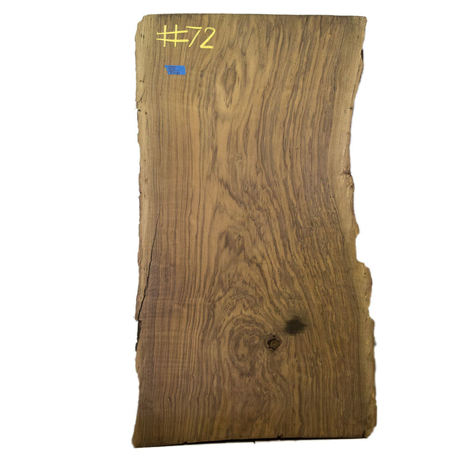 Oregon Black Walnut Slab #72
