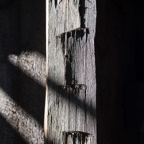 Hand Hewn Beam Stock