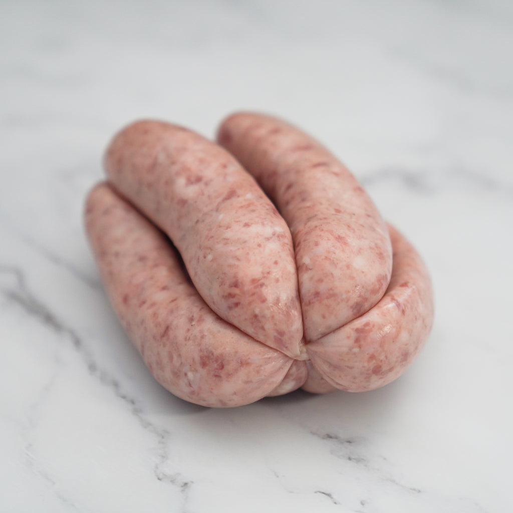 Homemade Sausages - Traditional Thick pork