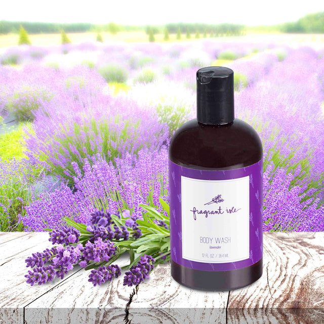 Lavender Body Wash - 12 oz