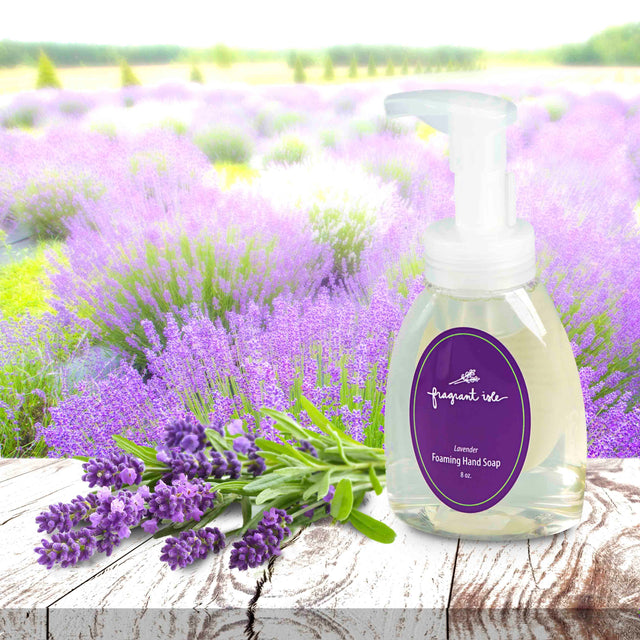 Lavender Foaming Hand Soap - 8 oz