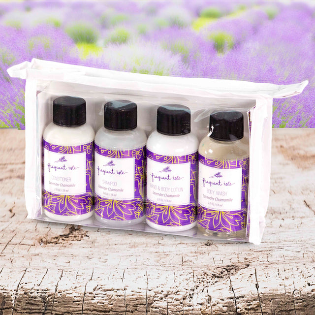 Lavender Chamomile Travel Kit