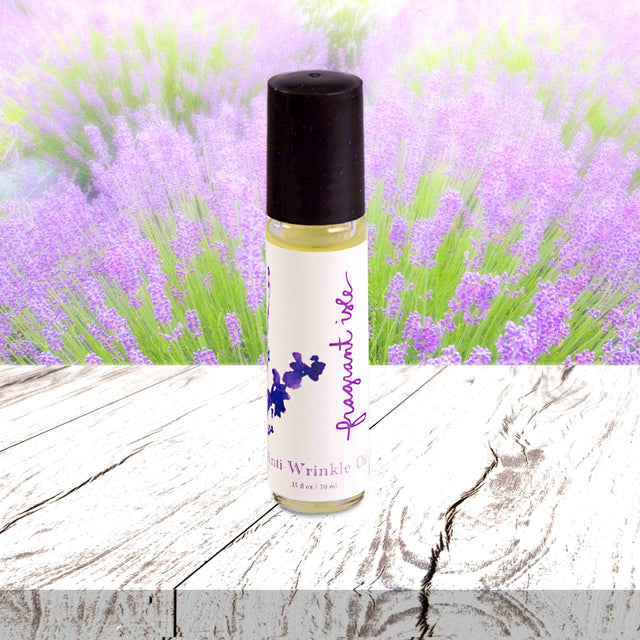 Lavender Anti-Wrinkle Oil - .35 fl oz / 10 ml
