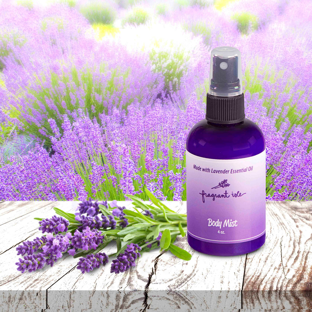 Lavender Body Mist - 4 oz