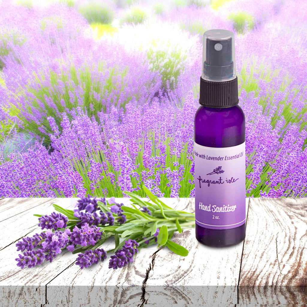 Lavender Hand Sanitizer - 2 oz