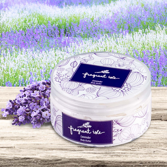 Lavender Body Butter - 8 oz