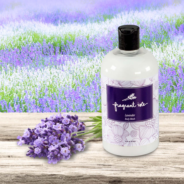 Lavender Body Wash - 16 oz