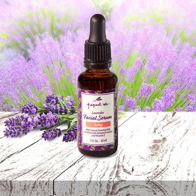 Facial Serum Toning - 1 oz