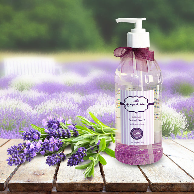Lavender Liquid Hand Soap - 16 oz