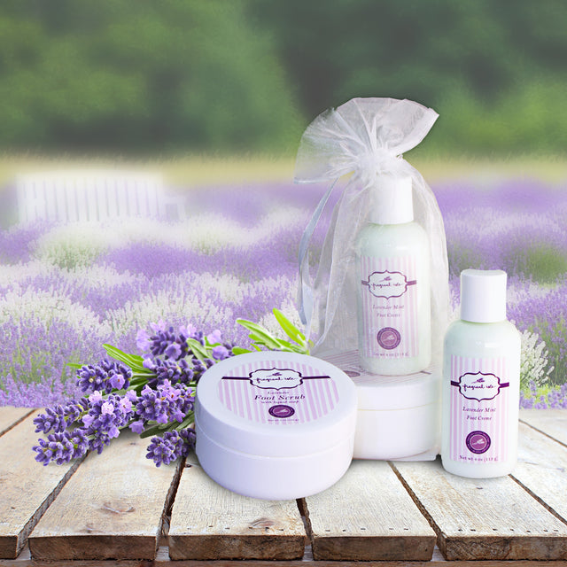 Lavender Foot Care Kit - 2 pc