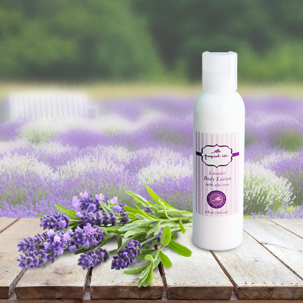 Lavender Body Lotion - 4 oz