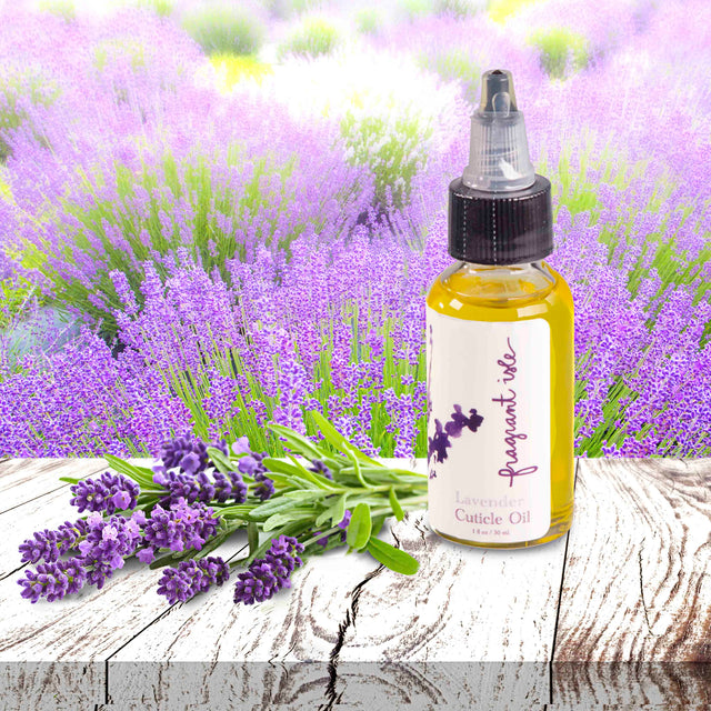 Lavender Cuticle Oil - 1 fl oz / 30 ml