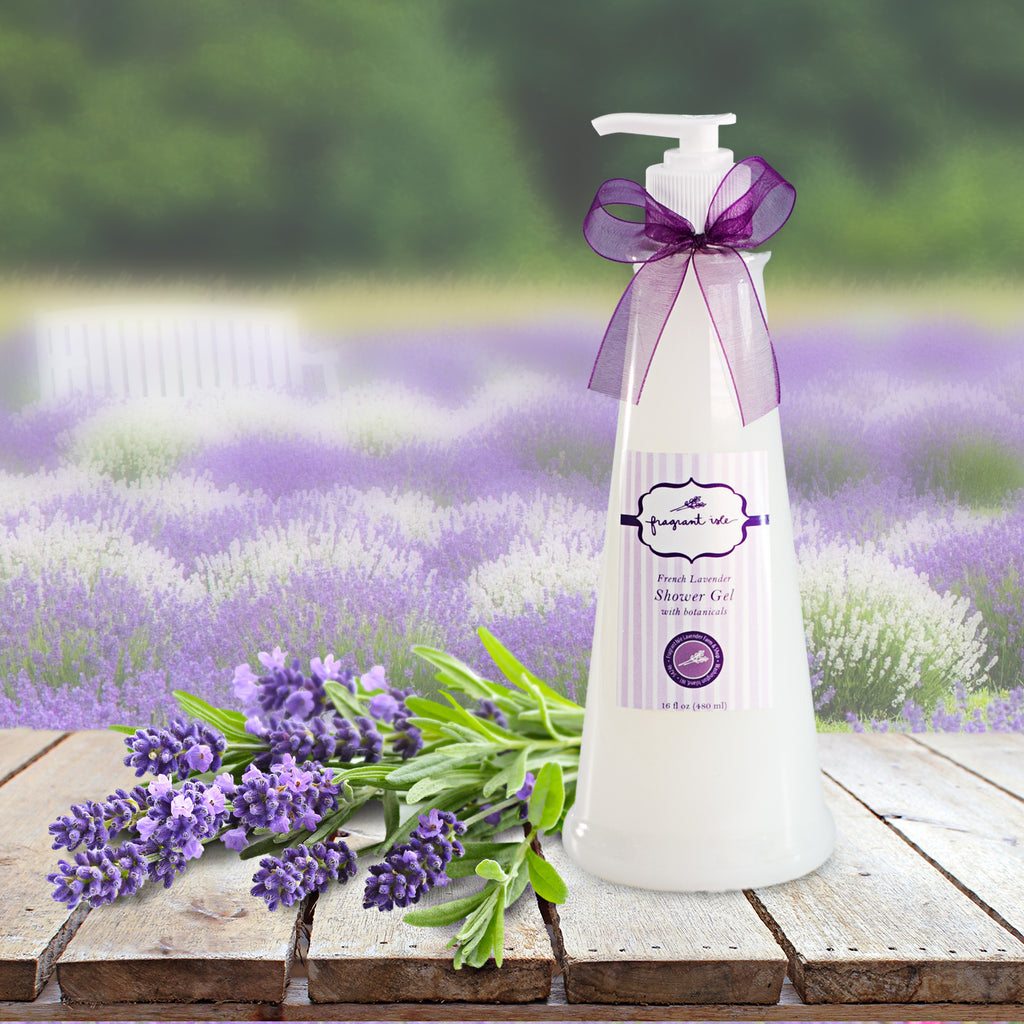 Lavender Shower Gel - 16 oz