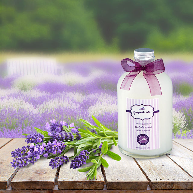 Lavender Bubble Bath - 16 oz