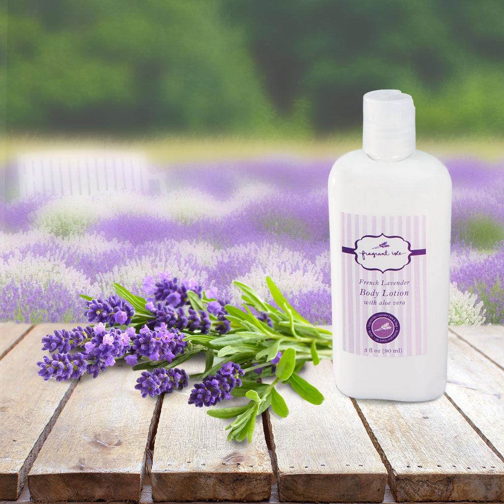 Lavender Body Lotion - 3 oz