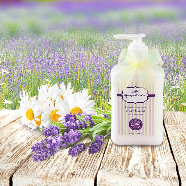 Lavender Chamomile Body Lotion - 8 oz