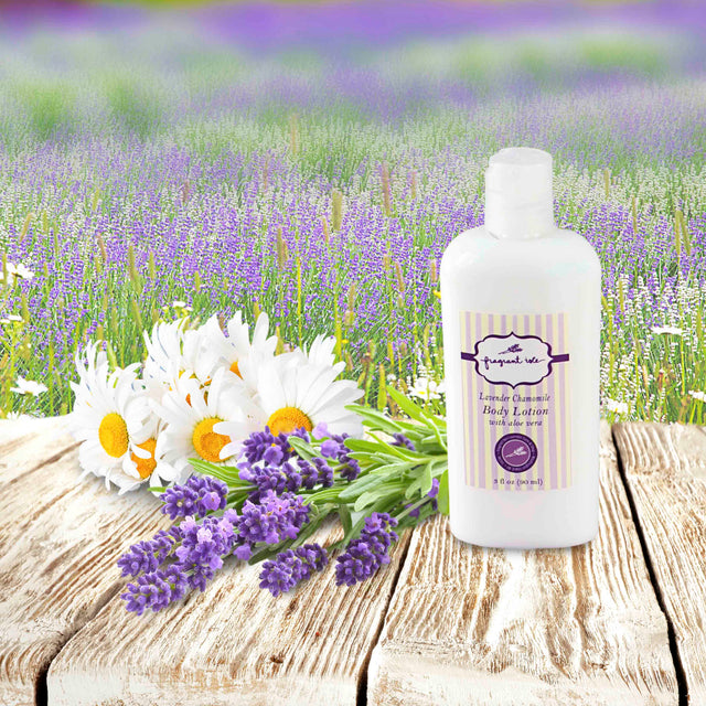 Lavender Chamomile Body Lotion - 3 oz